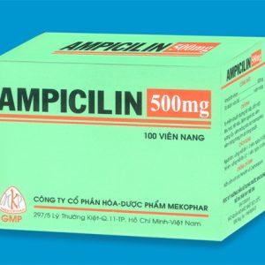 Ampicilin 500mg