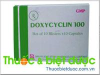 Doxycyclin 100