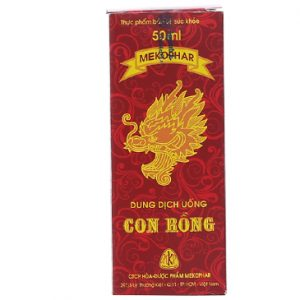 Dung Dịch Uống Con Rồng