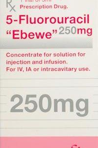 5 Fluorouracil 'Ebewe'
