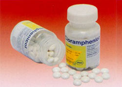 Chloramphenicol BP 250mg