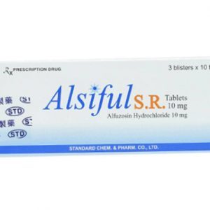 Alsiful S.R. Tablets 10mg