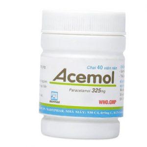 Acemol-325mg